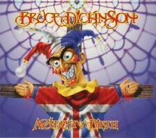 BRUCE DICKINSON Accident Of Birth 2CD BRAND NEW Slipcase Iron Maiden