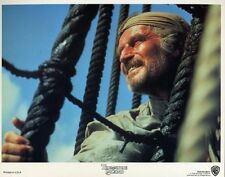 charlton heston  christian bale treasure island Original 8x10 5 lobby cards