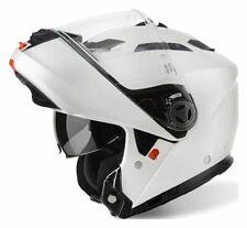 Airoh Phantom Plain White criscastro85 + Pinlock SIZE XL