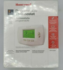 Honeywell RTH7500D Programmable Thermostat