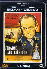 20935 // L'HOMME AUX CLES D'OR A.GIRARDOT/P.FRESNAY DVD NEUF 1956