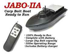 BARCHINO RADIOCOMANDATO CARPFISHING JABO 2 BOILIES CARP FISHING SENZA ECO
