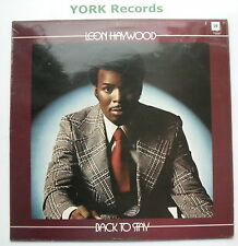 LEON HAYWOOD - Back To Stay - Ex Con LP Record Pye International NSPL 28177