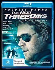The Next Three Days (Blu-ray, 2011)