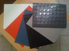 Copri Pavimento in pvc a Bollo spessore 1mm 6 colori Rotolo da 50mq h. 200cm