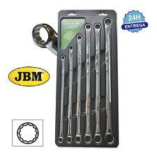 Kit de 6 llaves extralargas 12 cantos (caras) JBM 51864
