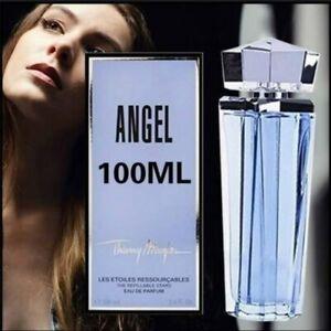 Angel Perfume By Thierry Mugler 3.4 Oz Edp Women Brand New Sealed In Box