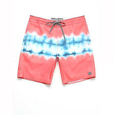 "NEW BILLABONG SUNDAYS LT RIOT 19"" MENS BOARDSHORTS SWIM SUIT BERMUDA TRUNK SZ 36"