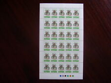 K.U.T. 1975 RARE ANIMALS Issue value TWO SHILLINGS SHEET of 30 MNH.