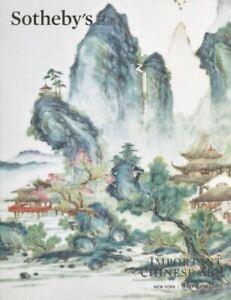 Sotheby's Hong Kong  Important Chinese Art 11/09/2019