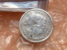 Canada 1889 Silver 5 Cents Semi-Key--Date #2