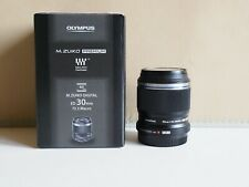 Olympus M.Zuiko 30mm 1:3.5 Macro ED MSC Lens