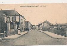 AK BETHENIVILLE chez Reims, 1915 (K) 19897