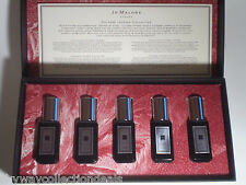 JO MALONE LONDON COLOGNE INTENSE COLLECTION SET  5 SCENTS .NEW! ART OF COMBINING