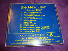 THE NEW DEAL advance cd THE NEW DEAL free US shipping