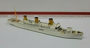 D PASSENGER SHIP Reliance Mercator 562, Metal, 1:1250 Model (#18)