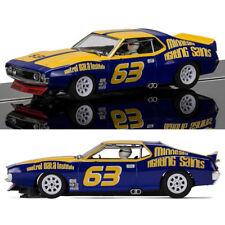 SCALEXTRIC Slot Car C3876 AMC Javelin Trans Am Jockos Racing