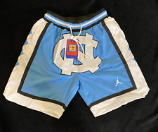 University of North Carolina (UNC) Basketball Shorts with Pockets