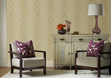 Boutique Snake White / Gold Wallpaper (Was £25)