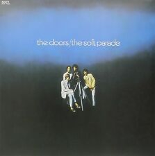 THE DOORS - SOFT PARADE  VINYL LP 9 TRACKS CLASSIC ROCK & POP NEU