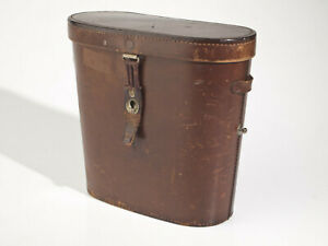 Carl Zeiss Jena Leather Binoculars Case for 7x50 - 1930's 1940's
