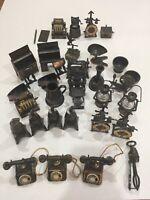 Durham Industries Mini Brass Figurines Bundle - Vintage 26-item Lot (+ More!!!)