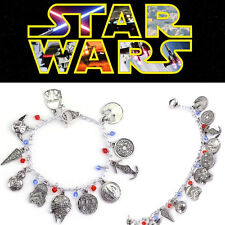 Star wars inspired charms bracelet