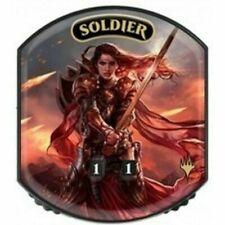 Magic The Gathering Relic Token Lifecounter Soldier Eternal Collection
