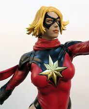 XM Studios Ms Marvel Statue with Coin