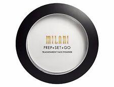 MILANI PREP + SET + GO Transparent Face Powder 01 ~ FREE SHIPPING