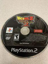 Dragon Ball Z Budokai Tenkaichi 2 Playstation 2 Disc Only PS2!