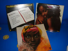 Lote 3 vinilos LPs discos THE STYLISTICS - Fabulous-Thank You Baby-The Best