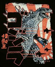 """King of Pop"" Godzilla Kaiju Monsters Men's XXXL Shirt Teefury"