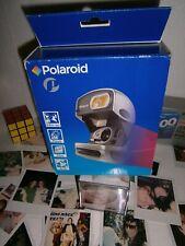 Cámara Polaroid 600 +1+ comprimidos Mega Raro como N e w Nuevo En Caja 1 Nueva Película Regalo Ideal