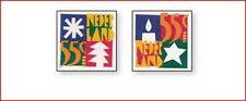 HOL9414 Christmas 2 stamps