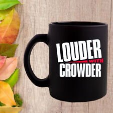 Louder with Crowder Coffee Mugs