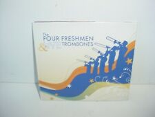 The Four Freshmen/Live Trombones by The Four Freshmen CD, Dec-2009, CD Baby