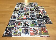 BRIAN CUSHING LOT OF 39 FOOTBALL CARDS HOUSTON TEXANS LINEBACKER USC TROJANS