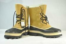 Sorel Men's NM 1000-281 Waterproof Caribou Boots - Buff  Sz 9.5