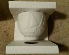 Lladro Gift! Sailing The Seas #17657 Cup/Votive Holder Nib Lo Price/Shipping!