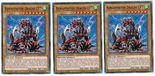 3 x armé Drache LV7 led2-de027, 1st, Common, Allemand, PLAYSET