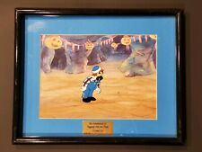The Adventures Of Raggedy Ann & Andy Authentic Framed Original Animation Cel -Hh
