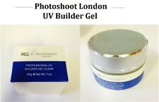 Photoshoot London Professional UV Nail Builder Gel Clear Durable Strong-20g