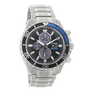Citizen CA0719-53E Men's Promaster Diver Chronograph Eco-Drive Watch