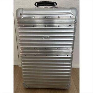 Rimowa Classic Flight Wine Case Aluminum Silver Color NEW F/S From JP