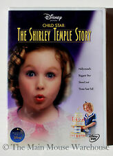 Wonderful World of Disney Child Star Shirley Temple Story Biography Movie on DVD