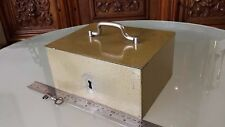 Vintage Iron Strong Box
