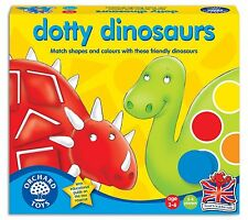 Orchard Toys Dotty Dinosaurs Original Packaging 1
