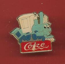 Pin's pin COCA COLA / COKE PETIT TRAIN