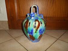 Ancien Vintage Vase Soliflore Céramique Genre Jaspe Poterie du Val de Saône ?
